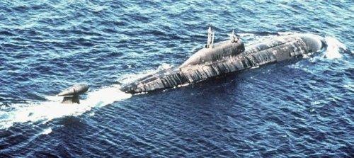 """Атомная подводная лодка """"Лира"""""""
