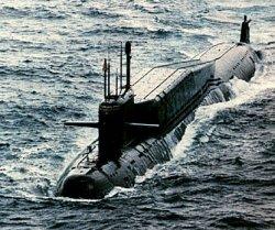 Ракерные подводные крейсера пр.667