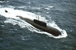 Атомные подводные ракетные крейсера пр.949