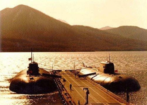 атомные лодки всех стран