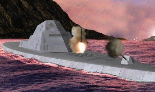 "Эскадренные миноносцы класса DD-21 ""Zumwalt"""
