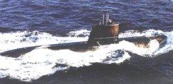 """Подводная лодка класса """"Агоста"""""""