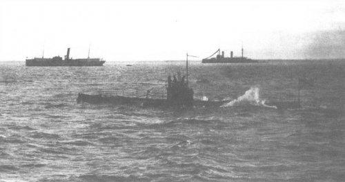 """Подводные лодки типа """"Касатка"""""""